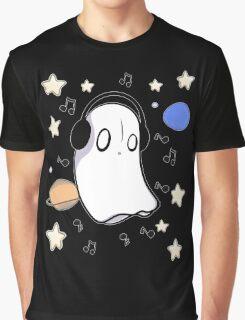 Undertale - napstablook Graphic T-Shirt