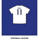 Christian Bale - Football Legend by springwoodbooks