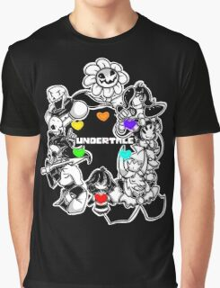 Undertale Funny Graphic T-Shirt