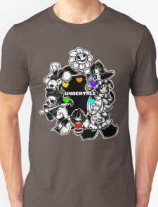 Undertale Funny Unisex T-Shirt