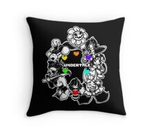 Undertale Funny Throw Pillow