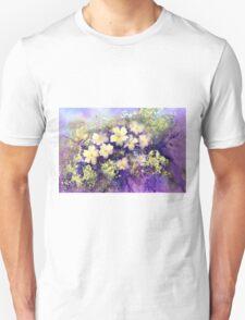 Primroses and Violets Unisex T-Shirt