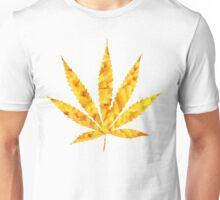 Mac n' Cheese Weed Leaf Unisex T-Shirt