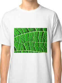 Green Leaf Classic T-Shirt