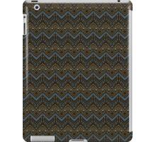 Vector ethnic seamless tribal boho pattern iPad Case/Skin