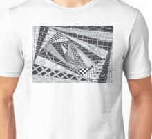 Rick's Paradox zentangle Unisex T-Shirt