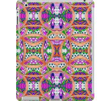 Peach Pattern iPad Case/Skin