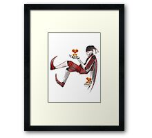 Jack of Hearts - Child's Play Framed Print