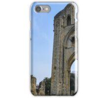 Glastonbury Abbey iPhone Case/Skin