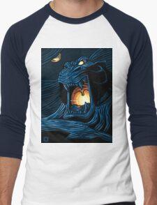 Cave of Wonders Men's Baseball ¾ T-Shirt