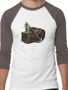 A Tankard Of Ale At Port Men's Baseball ¾ T-Shirt