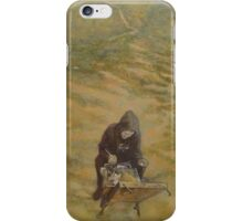 Young artist iPhone Case/Skin