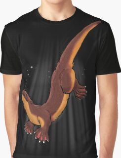 Life is an otter Graphic T-Shirt