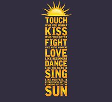 Nicky Byrne - Sunlight [Lyrics] Unisex T-Shirt