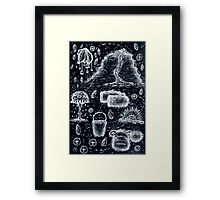 How To Make A Cup of Tea: Survival Guide Framed Print
