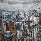 The Old Quarter II by Stefano Popovski