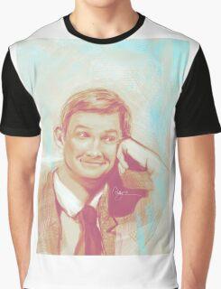 Martin Freeman Graphic T-Shirt