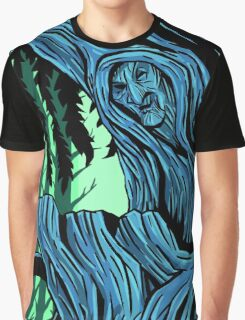 Grandmother Willow Graphic T-Shirt