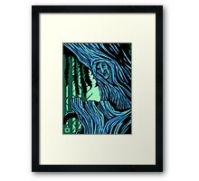 Grandmother Willow Framed Print