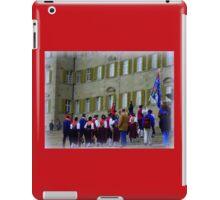 Einsiedeln Gathering iPad Case/Skin