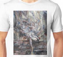 The White Swan Unisex T-Shirt