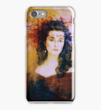 Unexpected Apparition iPhone Case/Skin