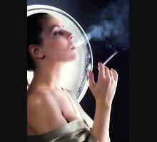 Smoking Beauty Unisex T-Shirt