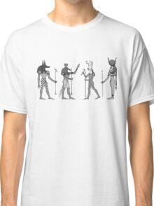 Gods of ancient Egypt Classic T-Shirt