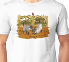 Play Time .. September Cats Unisex T-Shirt