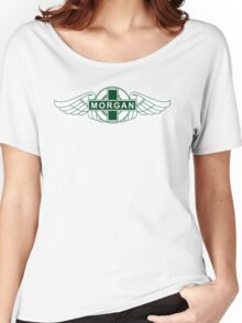 Morgan Motor Car Company Women's Relaxed Fit T-Shirt