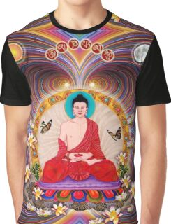 Buda color Graphic T-Shirt