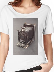 Antique Camera Women's Relaxed Fit T-Shirt