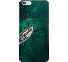 The White Boat iPhone Case/Skin