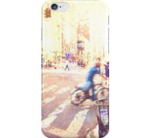 Colorful NYC Intersection iPhone Case/Skin