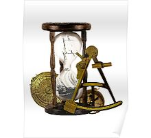 Calculating Time And Direction At Sea  Poster