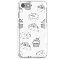 Pastries Pattern Design iPhone Case/Skin