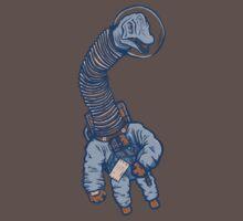 Astro Brachiosaurus Baby Tee