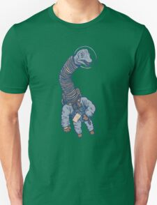 Astro Brachiosaurus Unisex T-Shirt