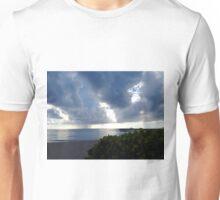 Storm Over Atlantic Unisex T-Shirt