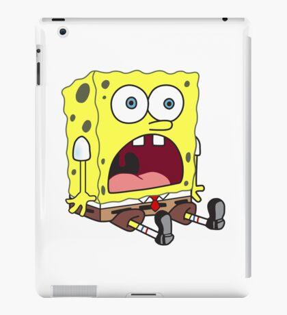 Surprised Spongebob iPad Case/Skin