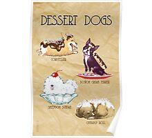 Dessert Dogs Poster