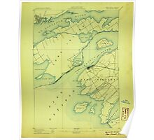 New York NY Cape Vincent 140430 1895 62500 Poster