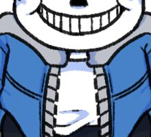 Sans Sticker Undertale Sticker