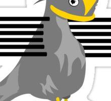 Volksbird edition Sticker