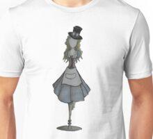 Alice Mannequin Unisex T-Shirt