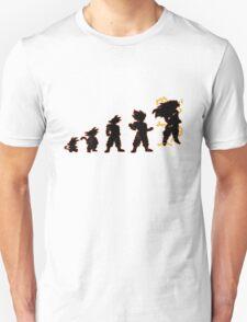 Vegeta Evolution T-Shirt