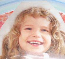 childs emotion Sticker