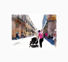 Teramo: mum with pram Classic T-Shirt