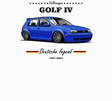 VW Golf MKIV (blue) Unisex T-Shirt
