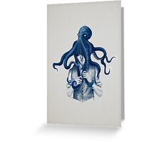 Creature Comforts Greeting Card